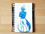 +++BLUE+++ by AkiDragonManga