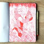 +++ Fire Guardian +++ by AkiDragonManga