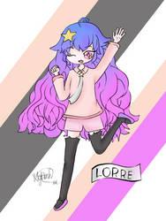Lorre Gacha by xx3hanhan