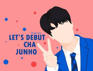 Cha Junho - Let's debut by xx3hanhan