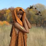 A Dream of Autumn by joejarrah