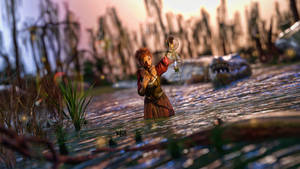 Through The Swamp by armieri