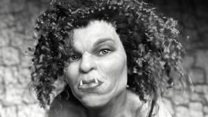 She-Orc Portrait