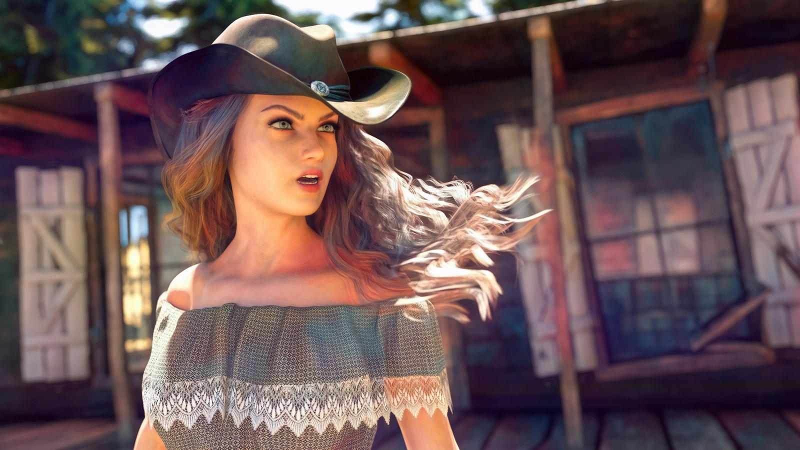 sexy cowgirl photo gallery