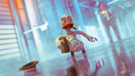 Duck In Danger