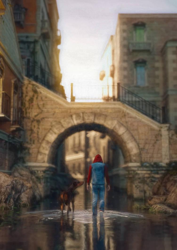 Walking the Quiet City