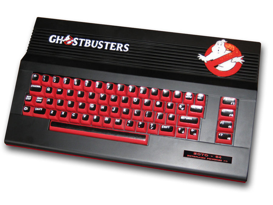 ghostbusters case