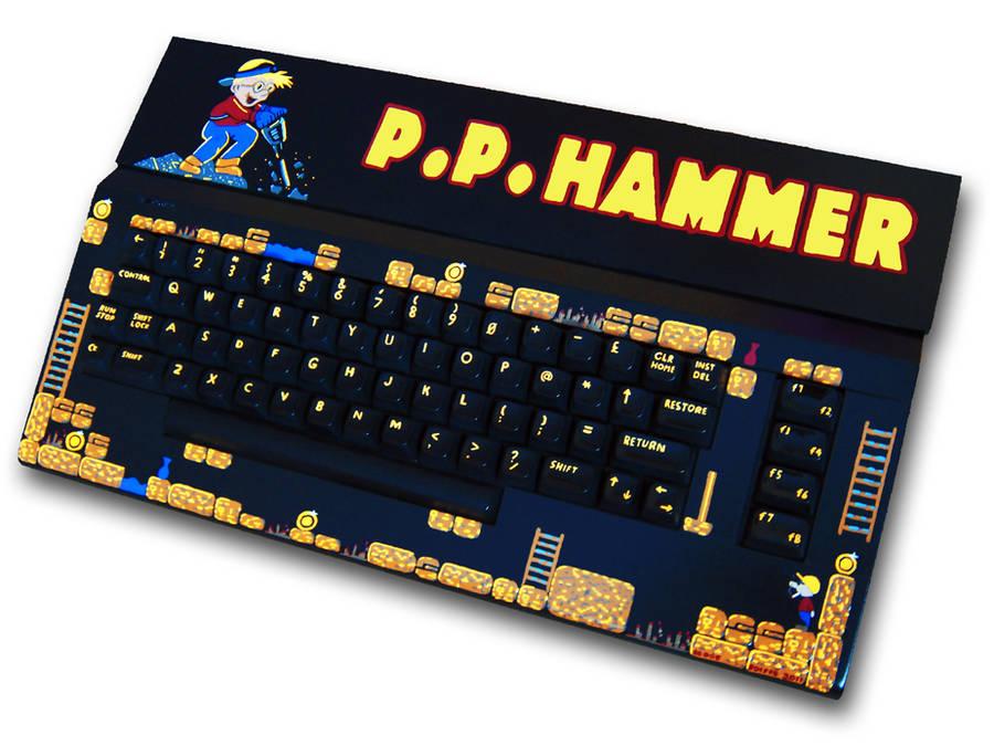 P.P. Hammer C64 by Ernie76
