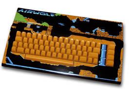 Airwolf C64 Casepainting by Ernie76