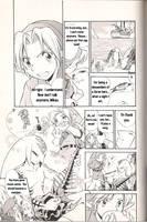 Majora's mask manga by TobiTobiAkatsuki