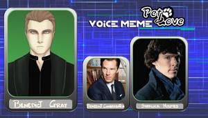 Voice meme- Benedict