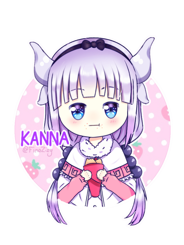Kanna-chan by FinaZizy