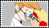 Wheatley x lexie stamp 1 by StantheGamingdog