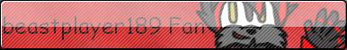 Beastplayer189 Fan Button by StantheGamingdog