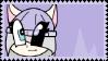 Font Fan Stamp by StantheGamingdog