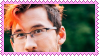 Markiplier fan stamp 2 by StantheGamingdog