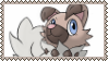 Rockruff fan stamp 3 by StantheGamingdog