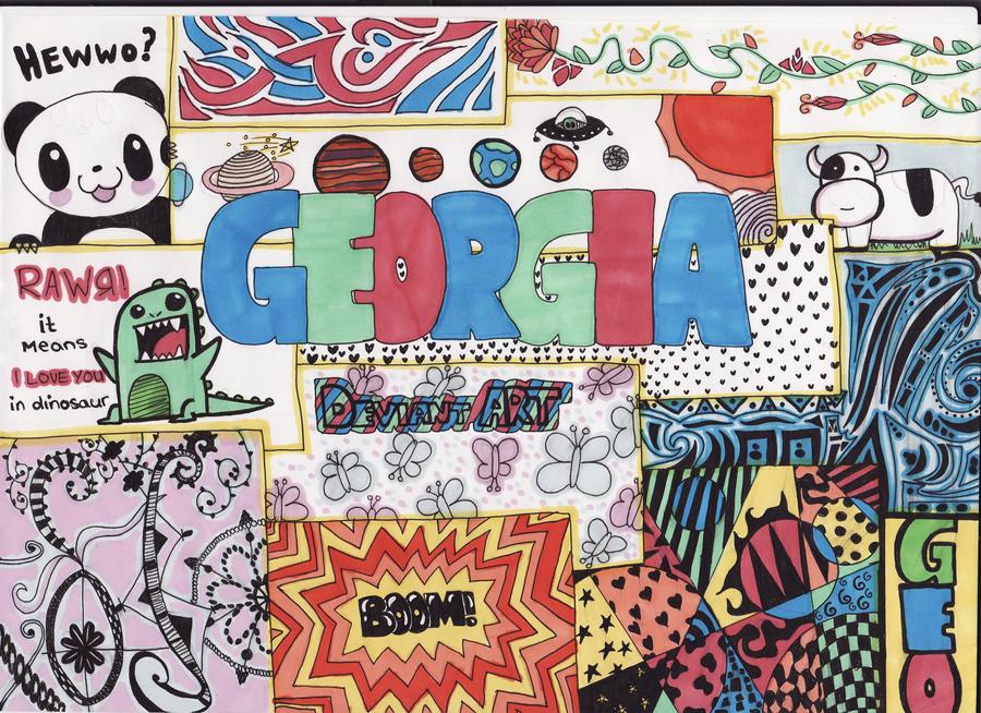 GEORGIA by Geo-Zombie