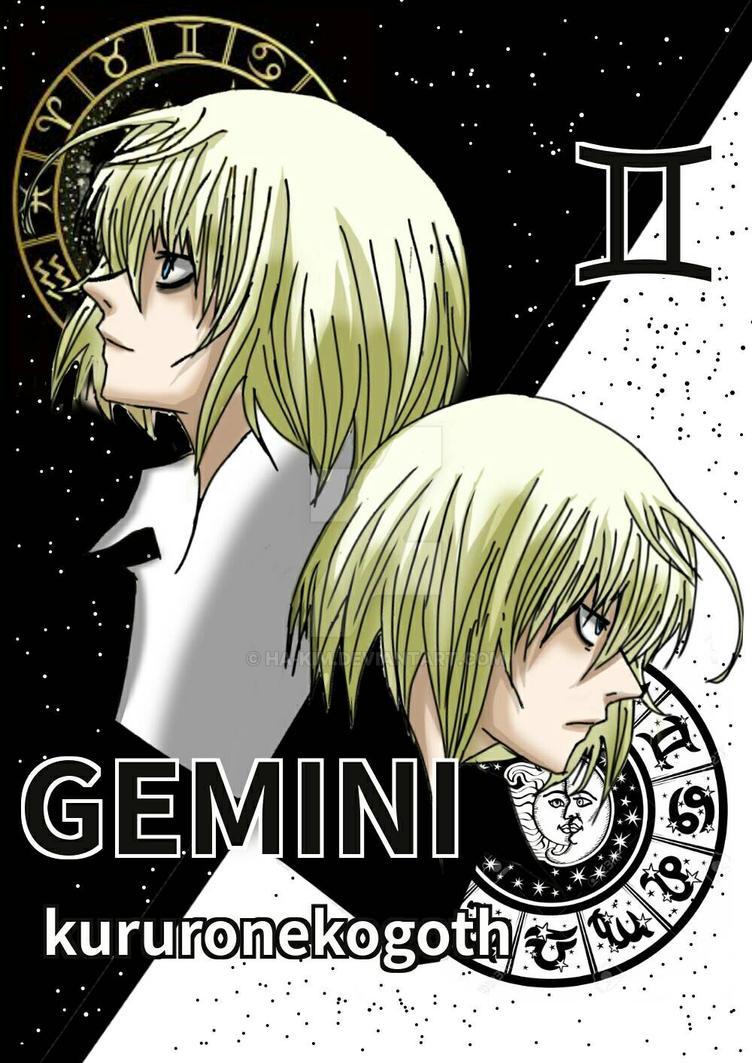 Gemini by ha-kim
