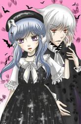 Manga book cover 3 by ha-kim