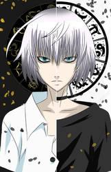 Manga book cover 5 by ha-kim