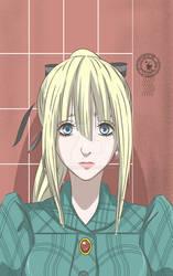 Blondes by ha-kim
