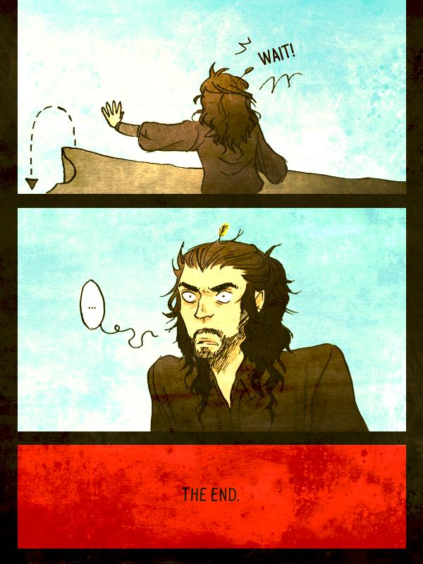 Drama in Doriath pg.6 by remonpop