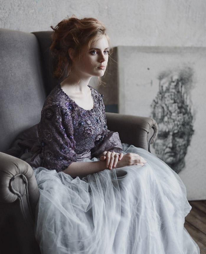 Marie by Angirias
