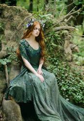 Elven dress