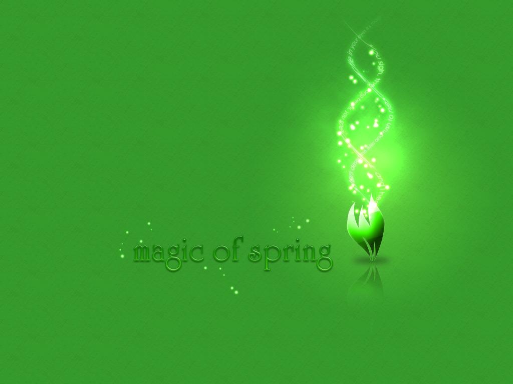 Magic of Spring