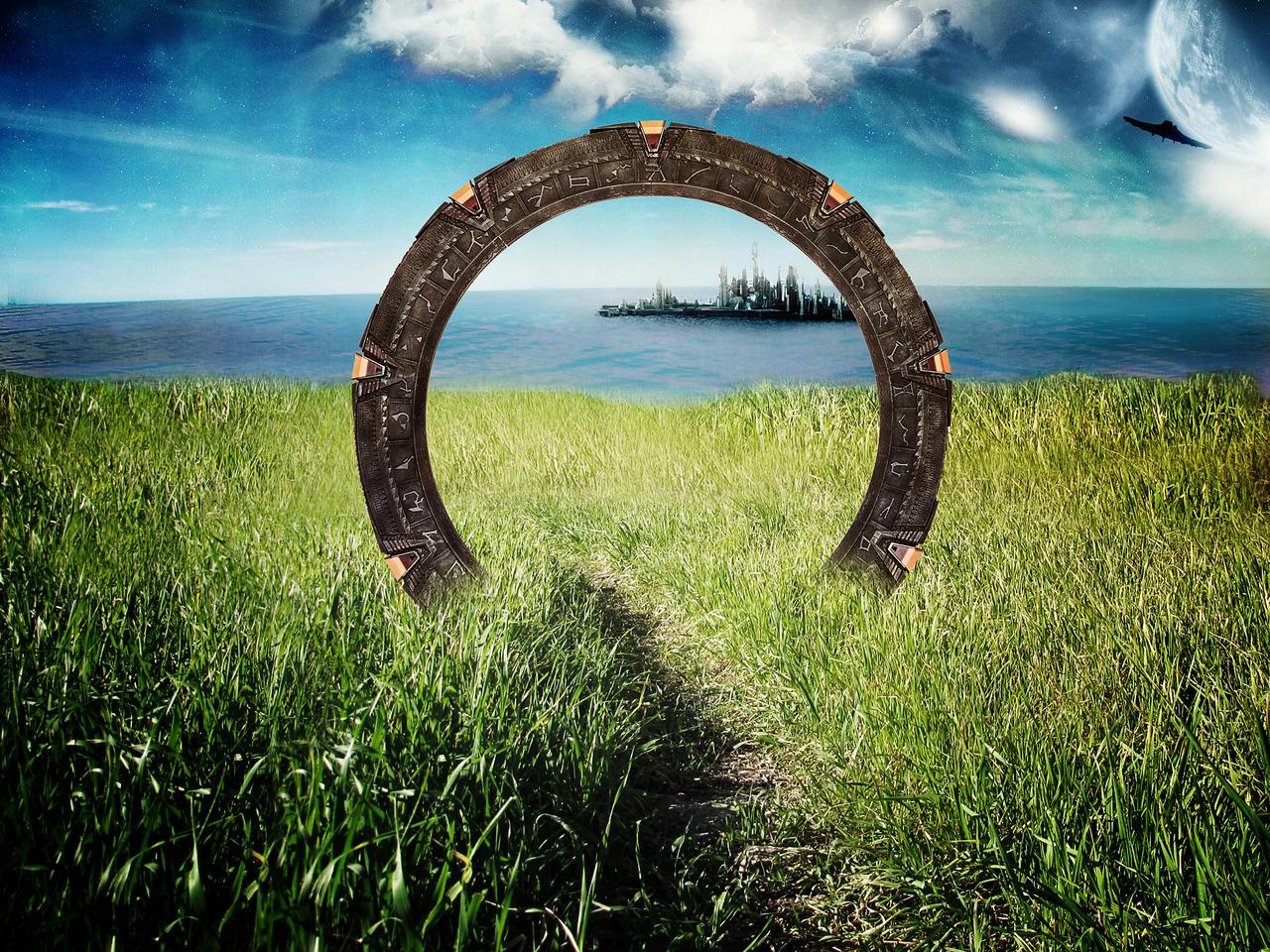 Stargate Springtime