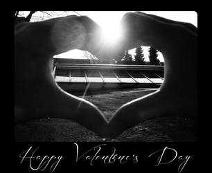 Happy Valentine's Day by mercscilla