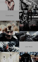Resident Evil Moviverse   Wesker/Claire Aesthetics
