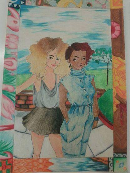Friends by cerarasore