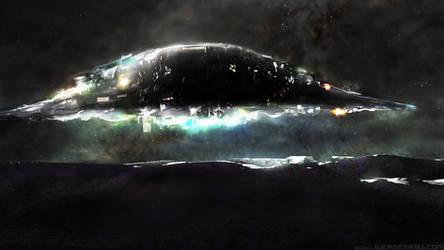 0037.2015.11.19.01. UFO moon spaceship.