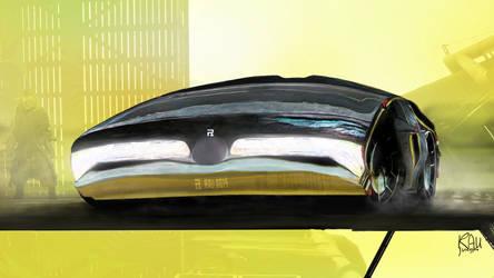 0105.2018.10.14. Concept Car 19 Juergen RAU Design
