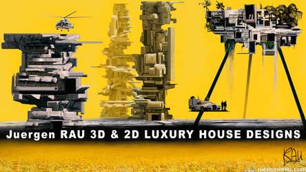 0107.2019.01.11. Luxury House Mansion Modern RAU