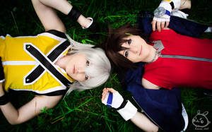 Kingdom Hearts - Just Lay around by Marshmallow-Empress