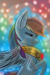 Rainbow Dash, Element of Loyalty