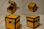 Perler Chest (The Whole Thing)