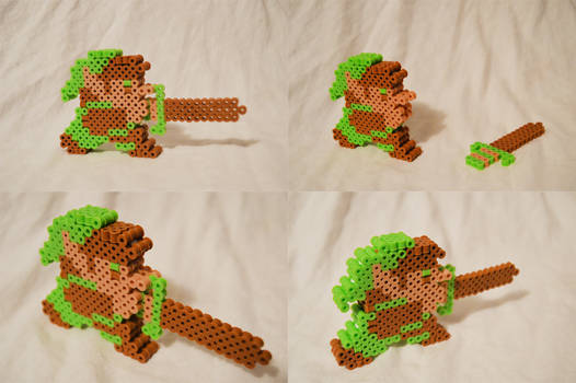Link and his Sword