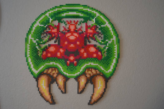 That's one big metroid...