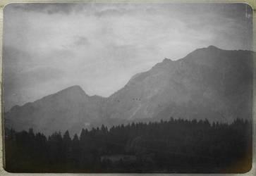 The Dolomites by invisigoth88