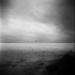 The sea by invisigoth88
