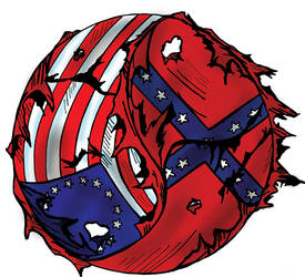southern pride tattoo design by JezabelPheonix