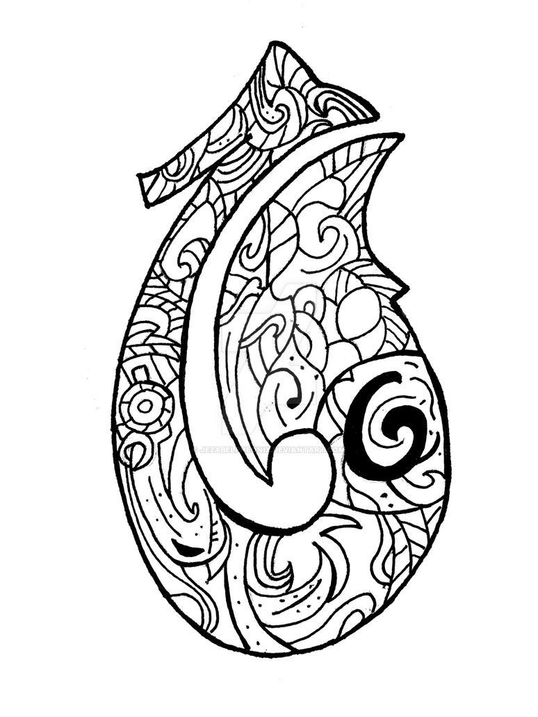 Maori Inspiration By Jezabelpheonix On Deviantart
