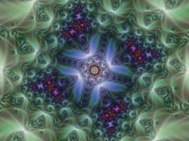 Enchanted Fairy Garden by UberMari0