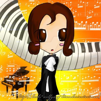 Kawaii Liszt by Hoshi-Wolfgang-Hime