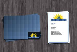 Haus des Reisens Businesscard