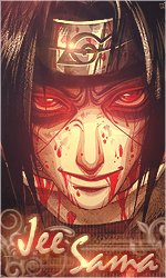 Itachi by JeeSama